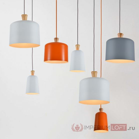 Подвесной светильник Fuse lamps by Note Design Studio for Ex.t