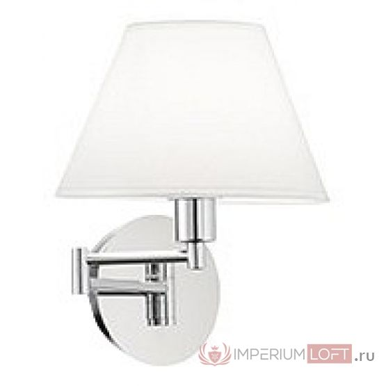 Бра Ideal Lux Beverly BEVERLY AP1 CROMO от ImperiumLoft