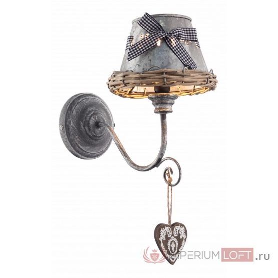 Бра Arte Lamp Fattoria A5290AP-1RI от ImperiumLOFT