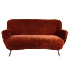 Диван Gio Ponti Attributed Sofa