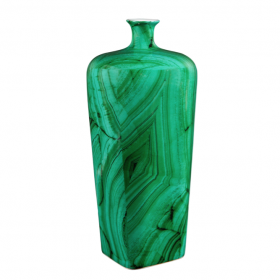 Ваза Malachite Vase flask