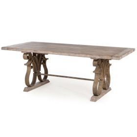 Стол Andrew Martin Fredrick Dining Table designed by Martin Waller