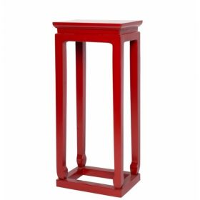 Приставной столик Chinese Side Table Red