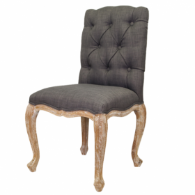 Стул French chairs Provence Norman Grey Chair