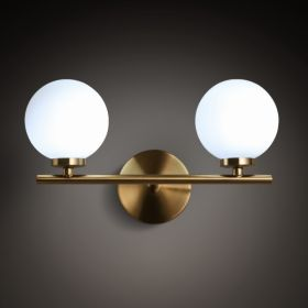 Бра Wall Lamp Bubble Chandelier Double