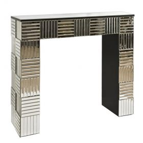 Консоль Mirrored Column Console