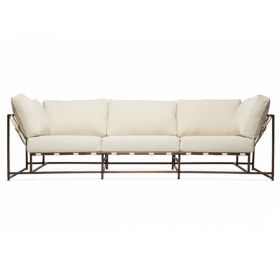 Диван Canvas & Copper Sofa designed by Stephen Kenn and Simon Miller