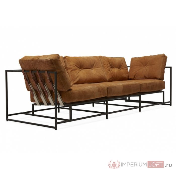 Dirt Leather Sofa Designed By
