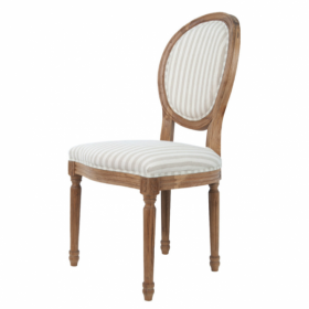 Стул French chairs Provence Sostripe Chair