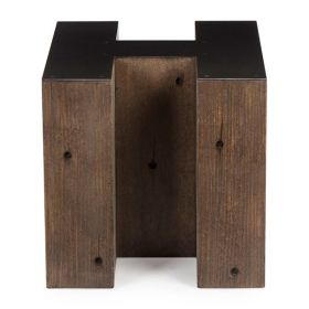Столик Wooden Alphabet H Side Table designed by Martin Waller