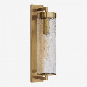 Бра Kelly Wearstler LIAISON LARGE BRACKETED OUTDOOR SCONCE