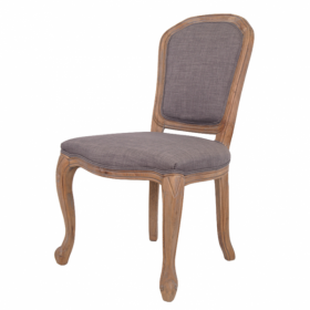 Стул French chairs Provence Neman Grey Chair