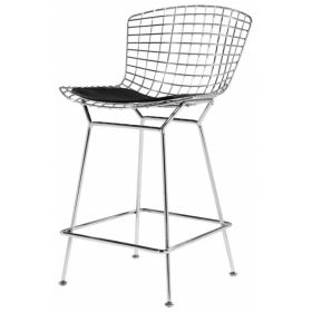 Барный стул Bertoia Barstool designed by Harry Bertoia		 in 1952