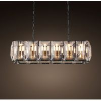 Люстра RH Harlow Crystal Square Chandelier 10