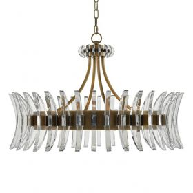 Люстра CURREY AND COMPANY COQUETTE CHANDELIER