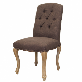 Стул French chairs Provence Maro Brown Chair