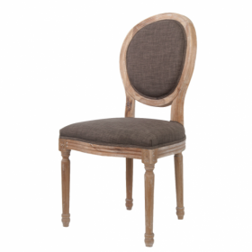 Стул French chairs Provence Brown Chair