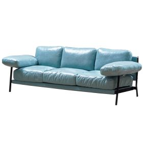 Диван Light blue Vintage Sofa