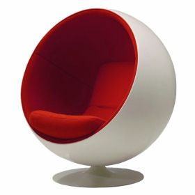 Кресло шар Ball Chair designed by Eero Aarnio		 in 1963