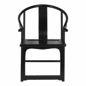 Кресло Chinese Armchair Black