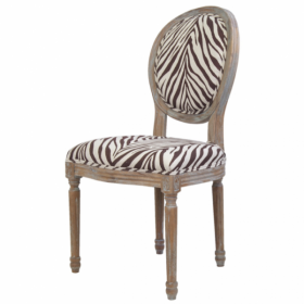 Стул French chairs Provence Zebrano Chair