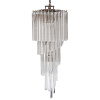 Люстра Odeon Chandelier Helix Clear 35