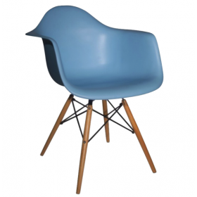 Стул Eames DAW designed by Charles and Ray Eames		 in 1948