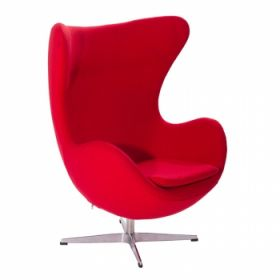 Кресло яйцо Egg Chair designed by Arne Jacobsen		 in 1958