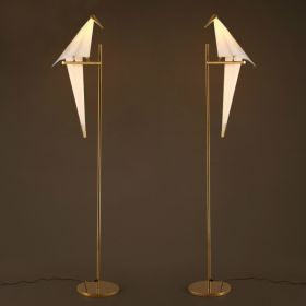 Торшер Origami Bird Floor Lamp