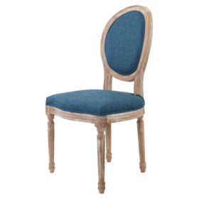 Стул French chairs Provence Indigo Chair
