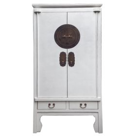 Китайский шкаф Chinese Wedding Cabinet white
