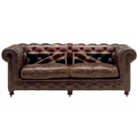 Диван Chesterfield Rebel Sofa Union Jack Andrew Martin designed by Martin Waller