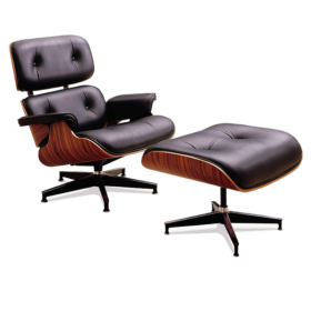 Кресло Eames Lounge Chair & Ottoman