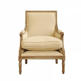 Кресло French Provence ArmChair Collonia Light