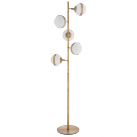 Торшер Peggy Guggen Brass FLOR LAMP