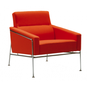 Кресло 3300 series Easy chair designed by Arne Jacobsen		 in 1958