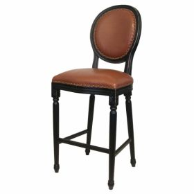 Стул French chairs Provence Bar Black Chair