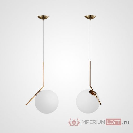 Люстра Flos IC Lights Family Michael Anastassiades designed by Michael Anastassiades от ImperiumLOFT