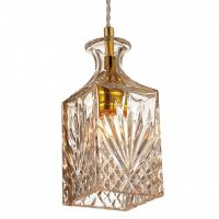 Подвесной светильник lee broom DECANTERLIGHT pendant I Amber