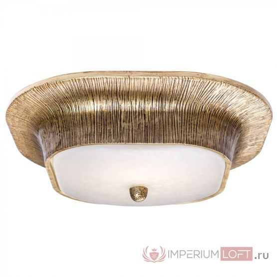 Потолочный светильник Utopia Round Sconce Gold designed от ImperiumLOFT
