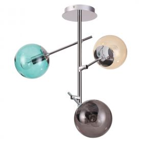 Люстра Bolle hanging 3 lamp Multi Color