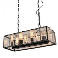 Люстра Harlow Crystal SQUARE Chandelier 8