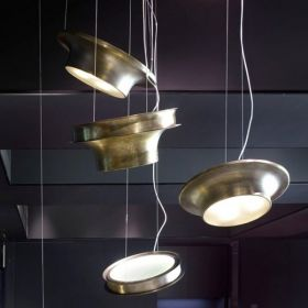Подвесной светильник After Glow Suspension Lamp by Ceccotti