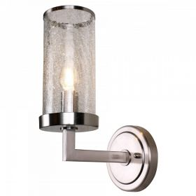 Бра LIAISON Single Arm Sconce Wall Lamp Silver