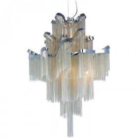 Люстра Stream Chandelier White