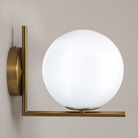 Бра Flos IC Lights Ceiling/Wall 2 brass Family