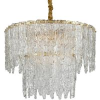Люстра Cold Heart Chandelier two