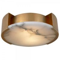Потолочный светильник Melange Small Flush Mount Lamp designed by Kelly Wearstler