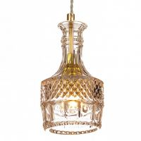 Подвесной светильник lee broom DECANTERLIGHT pendant II Amber