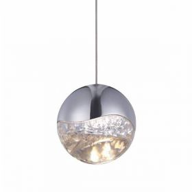 Подвесной светильник ImperiumLoft Globo 1U chrome SD3301-1U chrome
